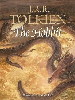 Book Hobbit Illustrated Edition: Illustrated Edition by J.R.R. Tolkien