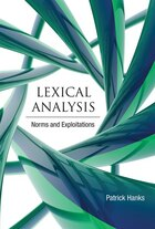 Lexical Analysis: Norms And Exploitations
