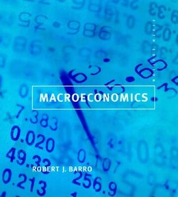 Book Macroeconomics by Robert J. Barro