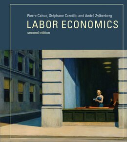 Book Labor Economics by Pierre Cahuc