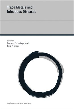 Book Trace Metals And Infectious Diseases by Jerome O. Nriagu