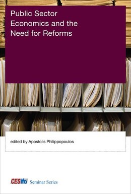Book Public Sector Economics And The Need For Reforms by Apostolis Philippopoulos