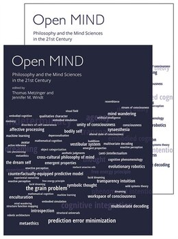 Book Open Mind: Philosophy And The Mind Sciences In The 21st Century by Thomas Metzinger