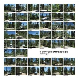 Book Thirtyfour Campgrounds by Martin Hogue