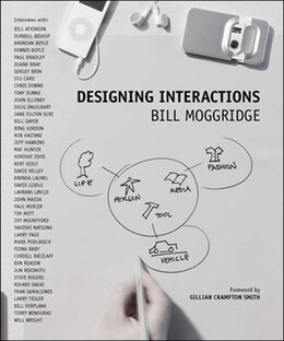 Book Designing Interactions by Bill Moggridge