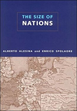 Book The Size Of Nations by Alberto Alesina