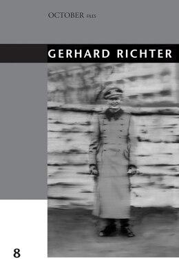 Book Gerhard Richter by Benjamin H. D. Buchloh
