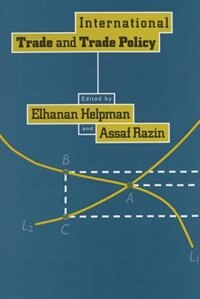 Book International Trade and Trade Policy by Elhanan Helpman