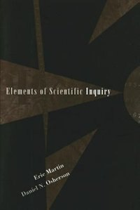 Book Elements of Scientific Inquiry by Eric Martin