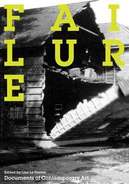 Book Failure by Lisa Le Feuvre