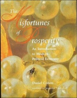 Book Misfortunes of Prosperity: An Introduction to Modern Political Economy by Daniel Cohen