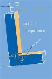 Book Lexical Competence by Diego Marconi
