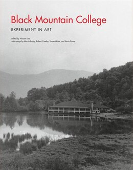 Book Black Mountain College: Experiment In Art by Vincent Katz