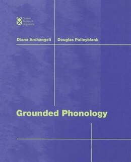 Book Grounded Phonology by Diana Archangeli