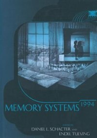 Book Memory Systems 1994 by Daniel L. Schacter