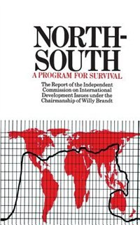 Book North-South: A Program for Survival by Joan Daves Agency