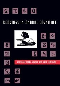 Book Readings in Animal Cognition by Marc Bekoff