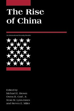 Book The Rise of China by Michael E. Brown