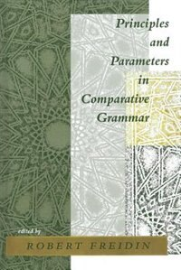 Book Principles And Parameters In Comparative Grammar by Robert Freidin