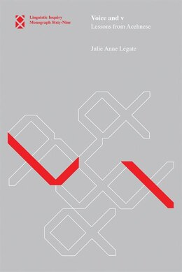 Book Voice And V: Lessons From Acehnese by Julie Anne Legate