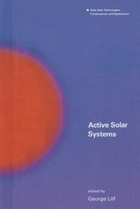 Book Active Solar Systems by George Löf