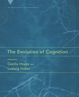 Book The Evolution Of Cognition by Cecilia Heyes