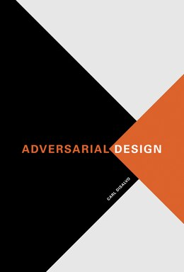 Book Adversarial Design by Carl Disalvo