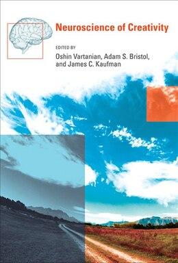 Book Neuroscience Of Creativity by Oshin Vartanian
