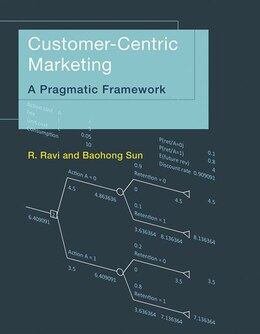 Book Customer-centric Marketing: A Pragmatic Framework by R. Ravi