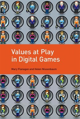 Book Values At Play In Digital Games by Mary Flanagan