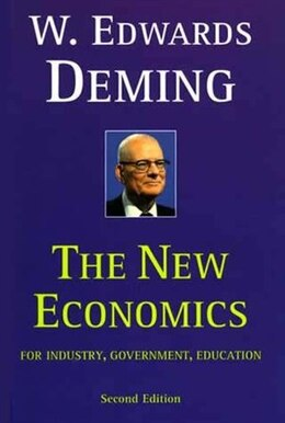 Book The New Economics for Industry, Government, Education by W. Edwards Deming