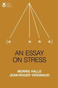 Book An Essay on Stress by Morris Halle