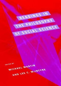 Book Readings in the Philosophy of Social Science by Michael Martin