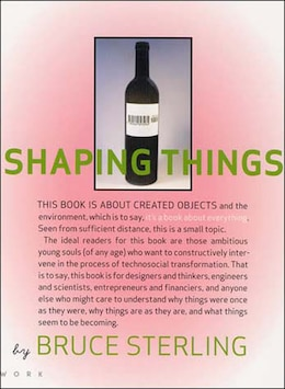 Book Shaping Things by Bruce Sterling