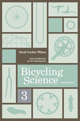 Book Bicycling Science by David Gordon Wilson