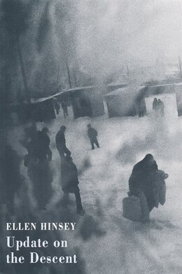 Book Update on the Descent by Ellen Hinsey