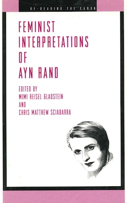 Book Feminist Interpretations of Ayn Rand by Mimi Riesel Gladstein