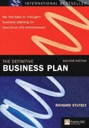 Book The Definitive Business Plan: The Fast-track To Intelligent Business Planning For Executives And… by Richard Stutely