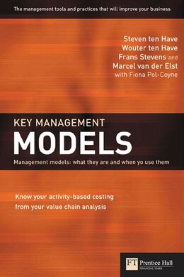 Book Key Management Models by Steven Ten Have