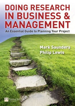 Book Doing Research In Business And Management: An Essential Guide To Planning Your Project by Mark N.k. Saunders