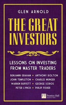 Book The Great Investors: Lessons on Investing from Master Traders by Glen Arnold