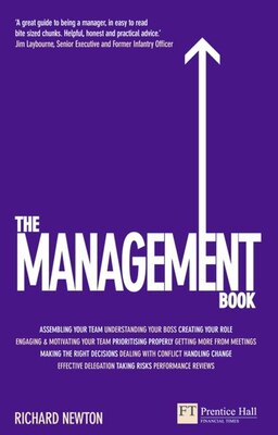 Book The Management Book by Richard Newton