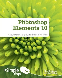 Book Photoshop Elements 10 in Simple Steps by Joli Ballew