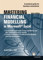 Mastering Financial Modelling In Microsoft Excel 3rd Edn: A Practitioner's Guide To Applied…