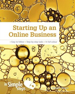 Book Starting Up An Online Business In Simple Steps by Heather Morris