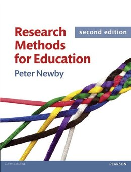 Book Research Methods For Education by Peter Newby
