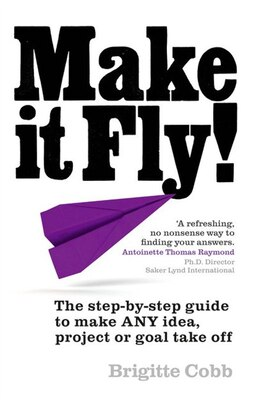 Book Make It Fly!: The Step By Step Guide To Make Any Idea, Project Or Goal Take Off by Brigitte Cobb