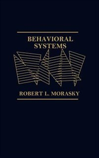 Book Behavioral Systems by Robert L. Morasky