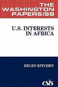 Book U.s. Interests In Africa by Helen Kitchen