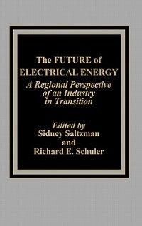 Book The Future Of Electrical Energy: A Regional Perspective Of An Industry In Transition by Sidney Saltzman